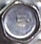 5063 BOLT SET-E' HEADMARK-FOR CLIP PARK BRAKE FRONT CROSSOVER BRAKE LINE-63-67