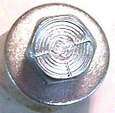 E11251 BOLT-REAR EXHAUST PANEL-TOP-8 PIECES-63-73