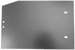 E11711 SHIELD-HEAT-UNDERBODY-BELOW SEATS-EACH-68-69