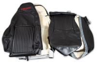 E12845 COVER-SEAT-100% LEATHER-SPORT-BLACK-Z06-02-04