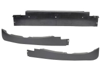 E12862 SPOILER KIT-FRONT AIR DAM-STANDARD CAR-3 PIECES-05-13-TEMPORARILY DISCONTINUED