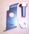 E13358 ACTUATOR-POWER BRAKE-ATTACHED TO BRAKE PEDAL-INCLUDES BOLT AND NUT-63-67
