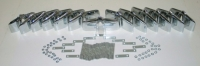 E8158 TEETH SET-GRILLE-WITH HARDWARE-IMPORT-13 TEETH-53-57