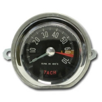 E13620 TACHOMETER-ASSEMBLY-DISTRIBUTOR DRIVE-6500 RPM RED LINE-59
