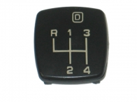 E13708 BUTTON-SHIFTER KNOB-4+3-SPEED-85L-88 TEMPORARILY DISCONTINUED
