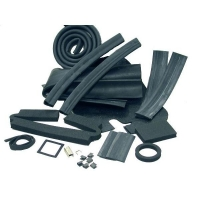 E14344 SEAL KIT-ENGINE COMPARTMENT-WITH AIR CONDITIONING-WITH 327-18 PIECES-67
