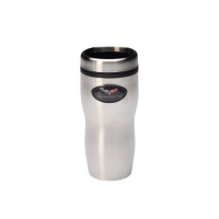 E15758 MUG-C6 CORVETTE STAINLESS STEEL