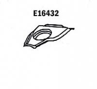 E16432 AIR BOX ASSEMBLY-L88-BLACK-67