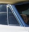 E17154 GLASS-VENT WINDOW-TINT-CONVERTIBLE-WITH OUT DATE CODE-RIGHT-63-67