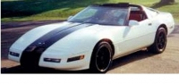 E18093 BODY KIT-WIDE MOLDING PACKAGE-FIBERGLASS-HAND LAYUP-C5 STYLE REAR LIGHTS WITH SPOILER-84-90