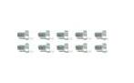 E18306 BOLT KIT-BRAKE BLOCK-TO FRAME-LG HEADMARK-10 PIECES-56-62