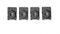 E18739 FASTENERS-FAN SHROUD-JCLIP-REPLACEMENT STYLE-4 PIECES-66-67