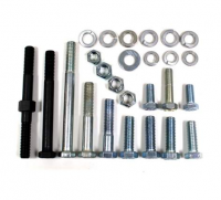E18758 BOLT KIT-AIR CONDITIONING BRACKET-MOUNTING-ALL SMALL BLOCK-26 PIECES-64-76