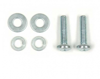 E18916 BOLT KIT-HEADLAMP SUPPORT ROD-ATTACHES L BRACKET TO LOWER VALENCE PANEL-6 PIECES-63-67