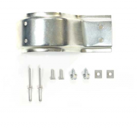 E19111 BRACE KIT-SIDE EXHAUST-FRONT SHIELD-LEFT-69