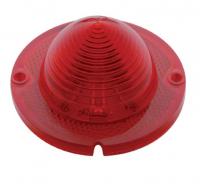 E19585 LENS-TAIL LIGHT-LED-RED-EACH-58-67