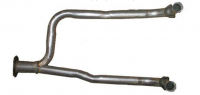 E19832 PIPE-EXHAUST-FRONT-Y PIPE-STAINLESS STEEL-82
