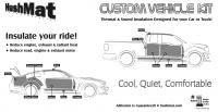 E20621 INSULATION SET-COMPLETE VEHICLE-HUSHMAT-68-82