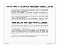 E20654 INSTRUCTIONS-BRAKES-AIR SCOOP-HEAVY DUTY-58-62