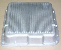 E20925 PAN-TRANSMISSION-NATURAL ALUMINUM-SAND CAST-GM 700R4, 4L60, 4L60E-84-96