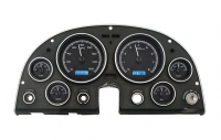 E23121 ANALOG GAUGE SET-DAKOTA DIGITAL-DIRECT FIT-VHX-63C-VET 63-67