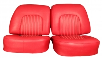 E2830 COVER-SEAT-VINYL-4 PIECES-53-55