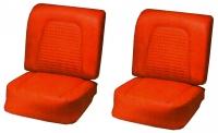 E6923 COVER-SEAT-VINYL-4 PIECES-56-57