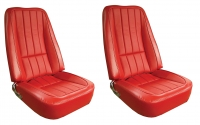 E6945 COVER-SEAT-VINYL-BASKETWEAVE INSERTS-4 PIECES-68