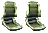 E698520 COVER-SEAT-100% LEATHER-COLLECTOR EDITION-82