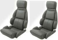 E7074 COVER-SEAT-LEATHER LIKE-STANDARD-89-92
