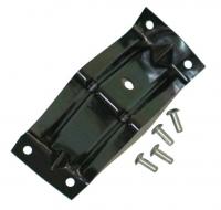 E7436 BRACKET-LOWER DOOR GLASS-STOP-WITH RIVETS-LEFT-56-62