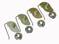 E8874 MOUNT KIT-DOOR REVEAL MOLDING-8 PIECES-59-62