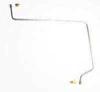 E9064 LINE-FUEL-PUMP TO CARBURETOR-STEEL TUBING-FUEL INJECTION-1 LINE-2 FTGS.-62