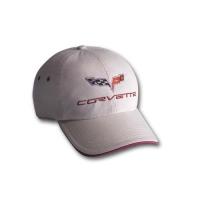 E15674 CAP-C6 CORVETTE- STONE/CARDINAL