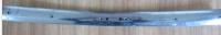 E13260 MOLDING-WINDSHIELD HEADER UPPER INNER-STAINLESS STEEL-CONVERTIBLE-USED-63-67