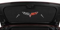 E21316 Button Kit-Trunk-Convertible-Chrome-Screw Covers-2 Pieces-05-13
