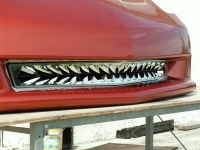 E21575 Grille-Front-Shark Tooth-Polished-05-13