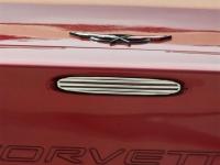 E21480 Light Cover-5th Brake Light-Polished Billet Style-97-04