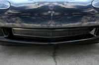 E21623 Grille-Front-Laser Mesh-Black Stealth-05-13
