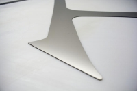 E21788 Brace-Trunk Lid/Liner-Polished or Brushed-Stainless Steel-14-17
