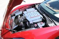 E21875 Cap Set-Engine Fluids-Carbon Fiber-Colors-Stingray Emblem-Automatic-5 pieces-14-17