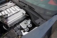 E21876 Cap Set-Engine Fluids-Carbon Fiber-Colors-Stingray Emblem-Manual-6 pieces-14-17
