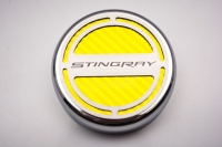 E21879 Cap Set-Engine Fluids-Carbon Fiber-Colors-Stingray Script-Automatic-5 pieces-14-17