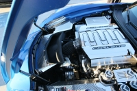 E21882 Lettering Kit-Fuel Rail-C7 Corvette Script-Polished or Brushed-Stainless Steel-16 pcs-14-17