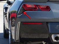E21795 Light Grille-Tail Light-Matrix-Stainless Steel-Pair-14-17