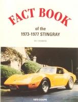 E2489 FACT BOOK-VETTE VUES-MF DOBBINS-NOS-73-77