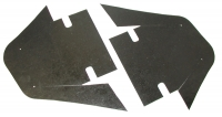 E3288 DUST COVER SET-A ARM-WITH FASTENERS-PAIR-E68