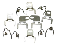 E7994 CLIP SET-DOOR POST WEATHERSTRIP-18 PIECES-61-E62