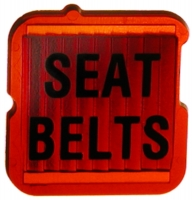 EC319 LENS-FASTEN SEAT BELTS-WARNING-68-71
